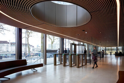 New Scotland Yard - Internal