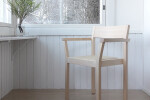 Periferia KVT3 chair in ash