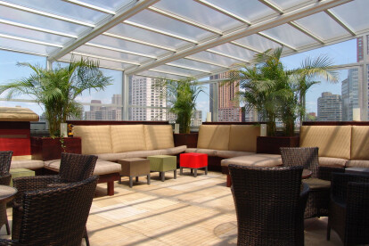 The Empire Hotel Retractable Roof