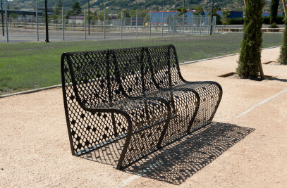 Elinium bench