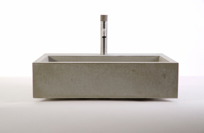 dade CASSA collection - concrete washbasins
