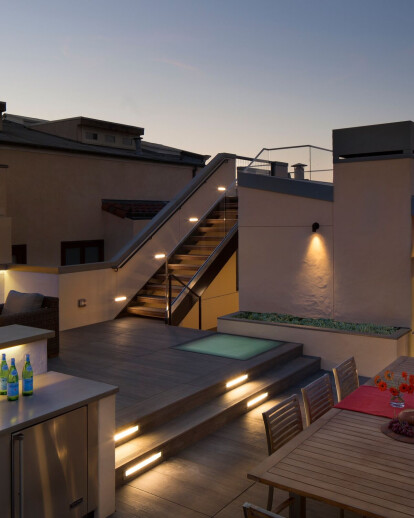 Ultimate Roof Deck