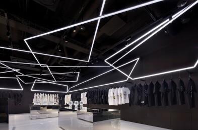 Hipanda Flagship Store Floor Plan