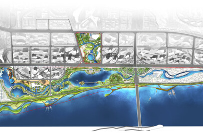 Manfuba Waterfront Park Design