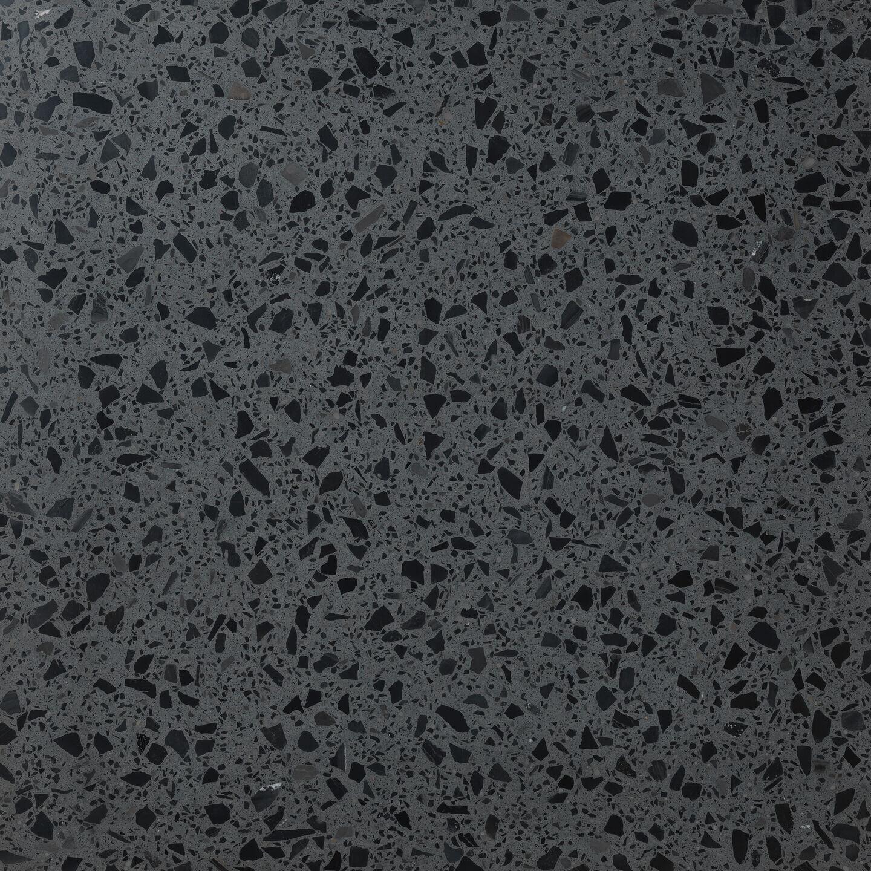 25 Terrazzo BLACK in BLACK