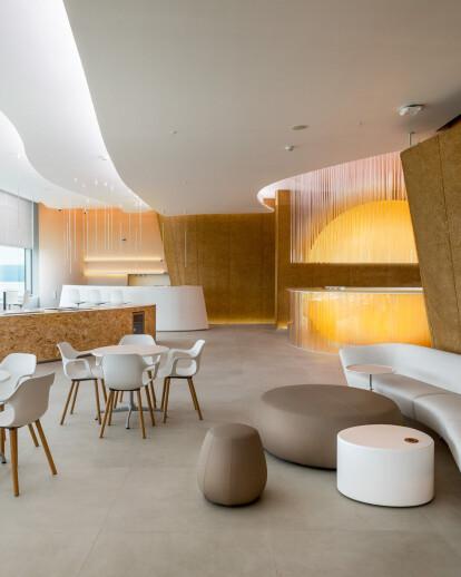 Airport Platov. Business lounge