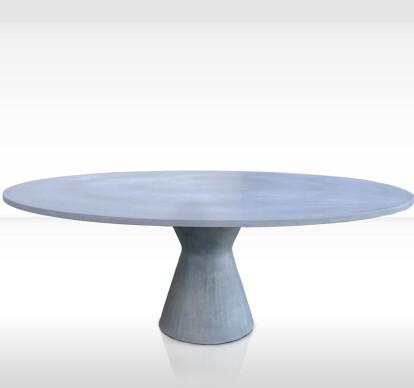 dade ELLO concrete table