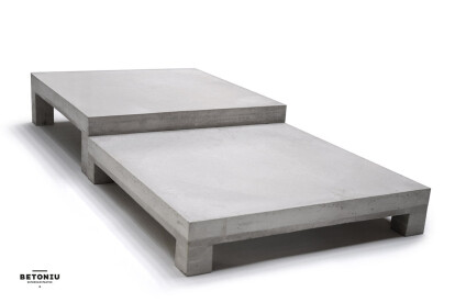 dade PLATT(Z) concrete table