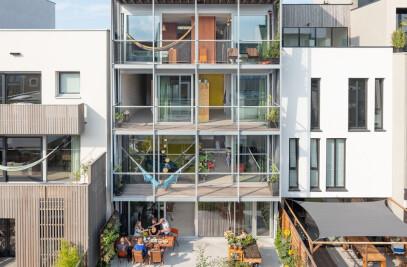 3 generation house