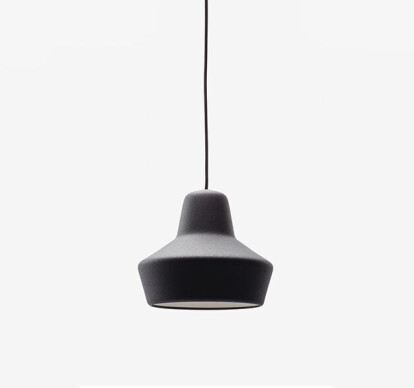 LW 3 Rubber Pendant Lamp