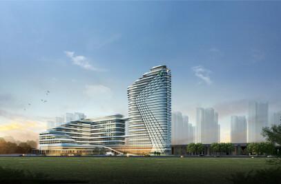 Metro Shenzhen Changzhen Office Building