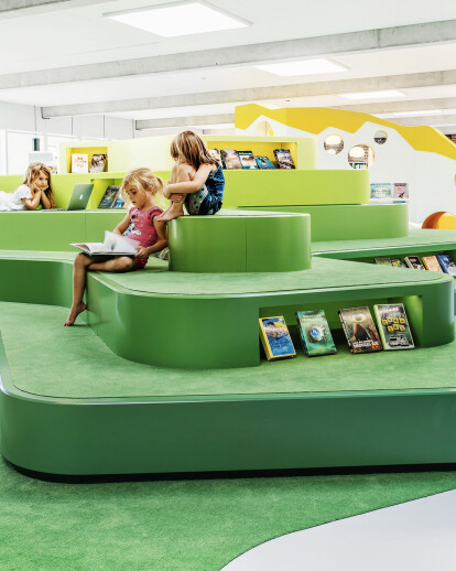 Children's Library in Billund