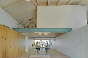 Alicante house renovation presents a uniquely linear design concept