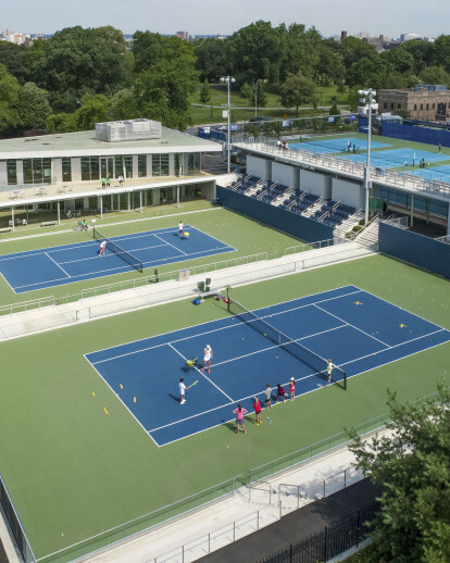 Cary Leeds Center for Tennis & Learning