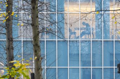 Design Museum facade detail