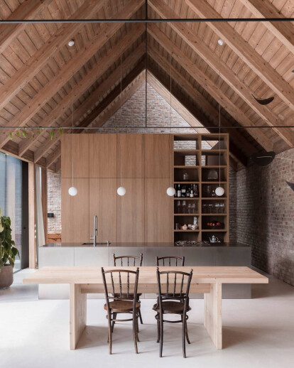 House V informed by traditional Slovak house concepts