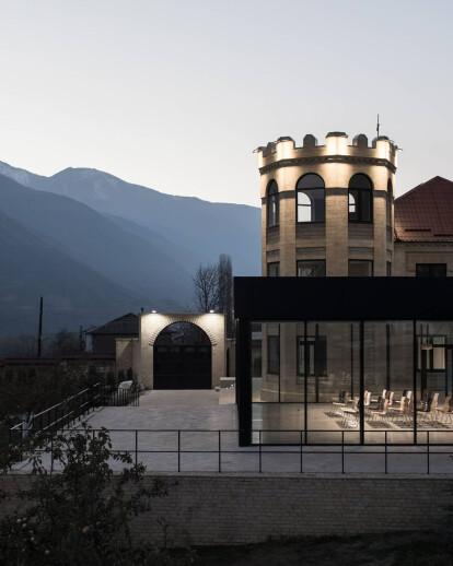 Inspiration center Luminary