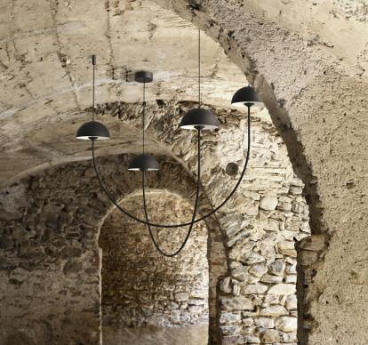 Champignon hanging lamp