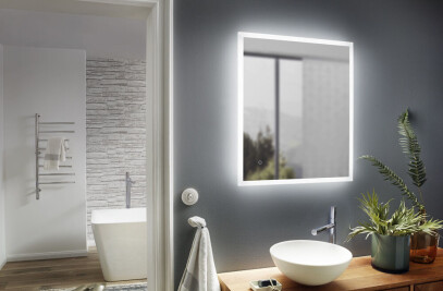 "Bathroom LED Mirror ""Evolution"""