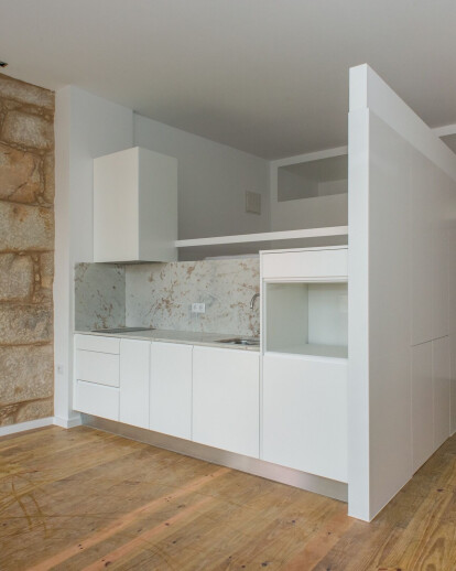 4 Apartments in Porto