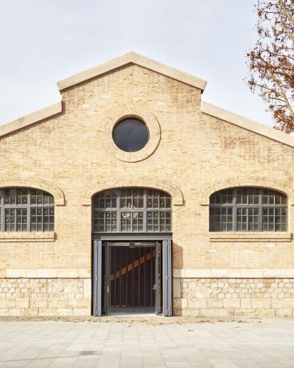 NEW CULTURAL HALL . VALENCIA  (SPAIN)