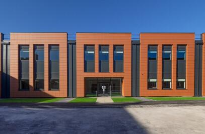 Fort Pitt Grammar School Science Centre