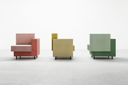 Lap Lounge Chair
