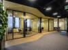 MICRA I | frameless partition | single glazed