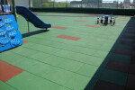 Rooftop Playground project w/designs in NY
