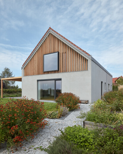 Private House Hrusice, Czech rep.