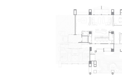 Dunnan reception centre floor plan