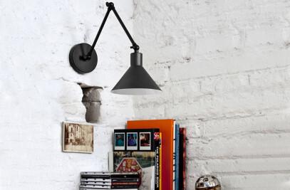 Capuchina wall lamp