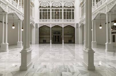 Banco de España Library Restoration