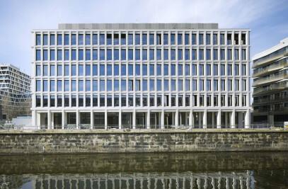 Office Building in Hamburger Bahnhof