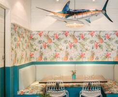 Hooked - Beach club design in shanghai by hcreates