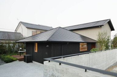 House Kirishima section