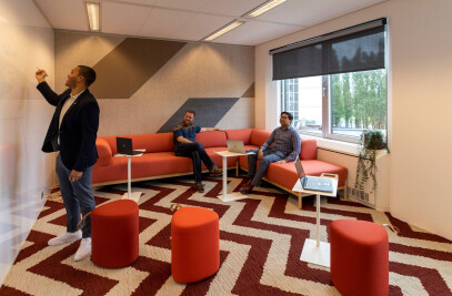 Clubhuis & acitity based werken