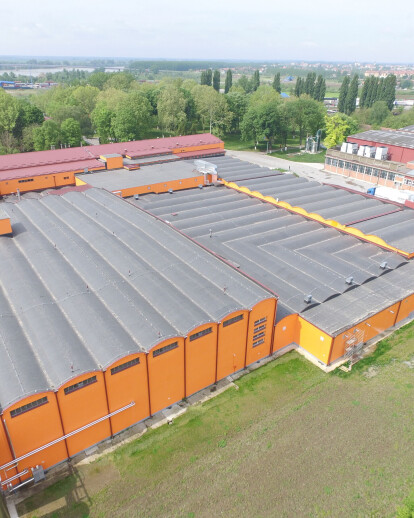 Mitros meat processing factory