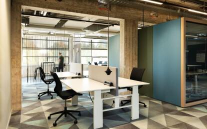 CIMO circular and modular desk programme