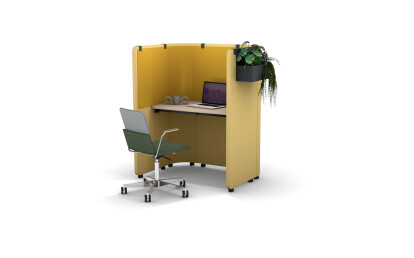 HUGG flexible workspace