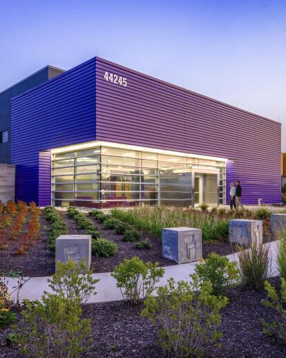 NTT VA 3 Data Center