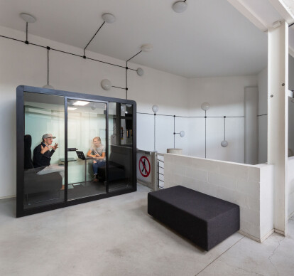 Acoustic Booths | mobile and modular