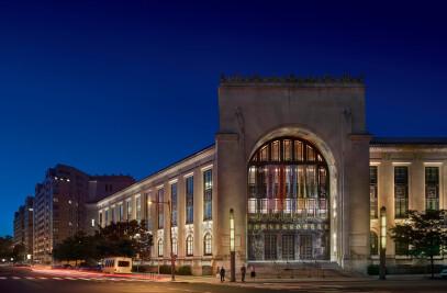 Perelman Auditorium, Philadelphia Museum of Art