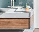 dade washstand furniture and concrete washbasin – swiss-made concrete design for the bathroom