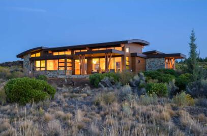 Shevlin Commons Modern Home