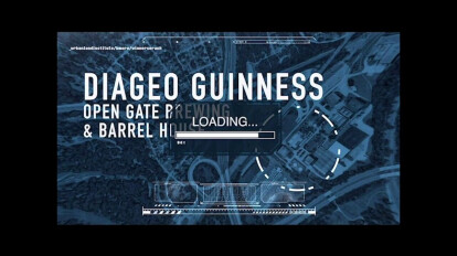 Guinness Open Gate Brewery with reSAWN's Shou Sugi Ban Receives Wavemaker Award