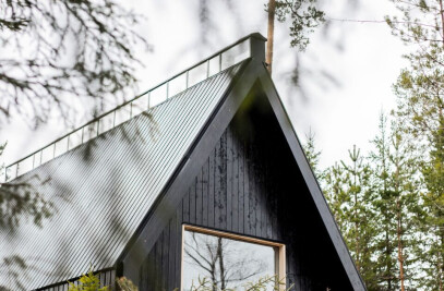 Tervajärvi forest chapel