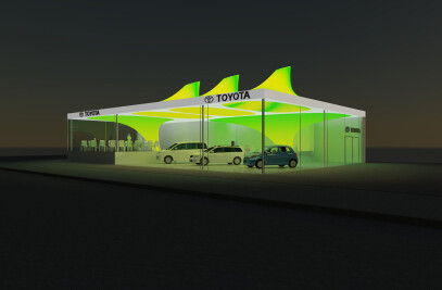 TOYOTA Car dealership 2