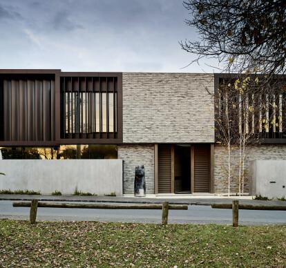 Hawksburn Residence