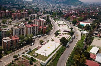 Public Park in Tlalnepantla